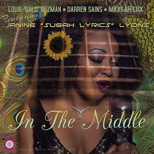 Louie Balo Guzman, Darren Sains, Mikki Afflick, Janine Sugah Lyrics Lyons