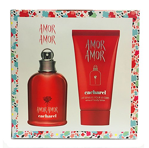 Cacharel Amor Amor Gift Set 30 ml Spray Eau de Toilette + 50 ml Body Lotion