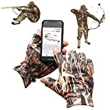 DecoyPro Lightweight Fingerless Hunting...