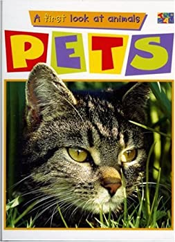1st Look at Animals Pets 1587288575 Book Cover
