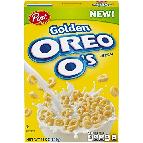 POST CEREALES GOLDEN OREO O'S