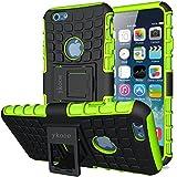 ykooe Cover per Cover iPhone 6, Cove iPhone 6s, Silicone Custodia iPhone 6 Doppio Strato a Ibrida Phone Caso per Apple iPhone 6 / 6S (4.7')