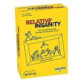 Relative Insanity Party Game À Propos De Crazy Relatives - Fabriqué Et Joué par Le Comédien Jeff Foxworthy/Jeux De Cartes
