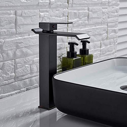 Wasserhahn Badewanne Hot and Cold Mix Wasserhahn Badezimmer Waschbecken Spüle Küchenarmatur Einlochmontage Wasserhahn