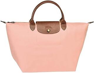 Longchamp Le Pliage Ladies Medium Nylon Tote Handbag L1623089A26 Pinky