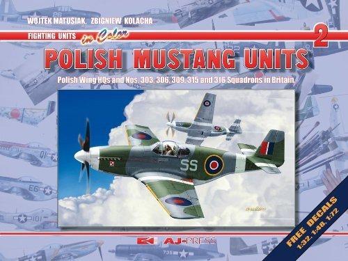 Polish Mustang Units by Matusiak, Wojtek (2012) Paperback