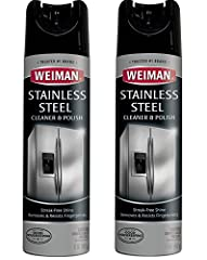Trusted Selling Stainless Steel Brand - The best selling & most trusted stainless steel cleaning product Clean & Polish - A pH neutral formula quickly cleans, shines & protects any stainless steel surface Convenient - Effectively eliminates surface f...