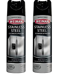 cheap Wyman Stainless Steel Cleaner and Polish – 2 – Protects Nontoxic Home Appliances…