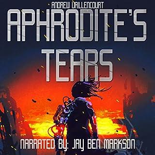 Aphrodite's Tears audiobook cover art