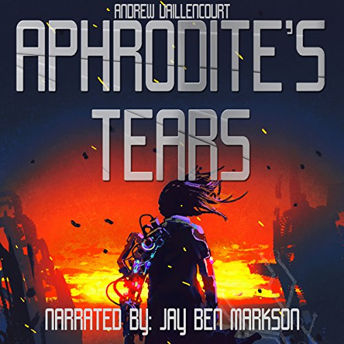 Aphrodite's Tears audiobook cover art