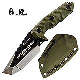 HX outdoors d-170tanto coltello con guaina...