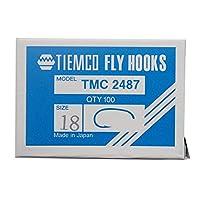 ティムコ(TIEMCO) フライフック Q100 TMC2487 14号