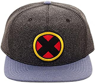 Marvel Comics X-Men Logo Wolverine Cationic Snapback