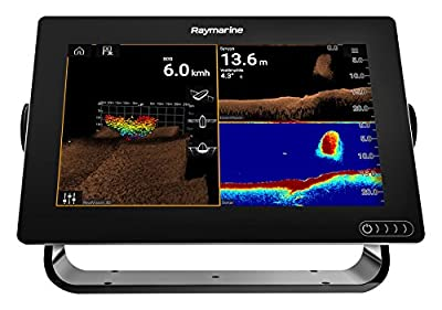 Raymarine Axiom Touchscreen Multifunction Display with Built-in Chirp Fish Finder and GPS