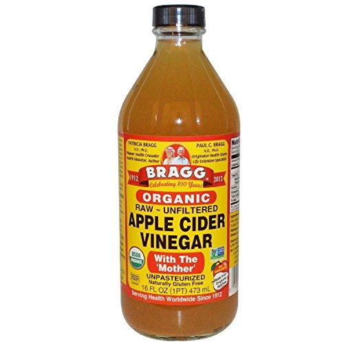 Bragg Aceto di Sidro di Mele 473ml