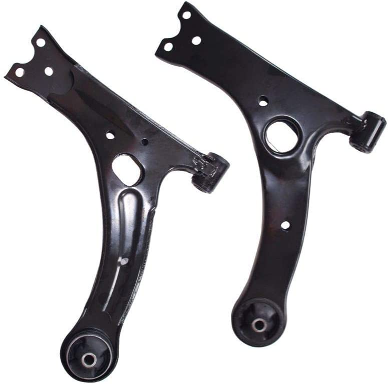 Our shop OFFers the best service CXFDDV Pair of Front store Lower Control Matrix 2003 Corolla Arms For