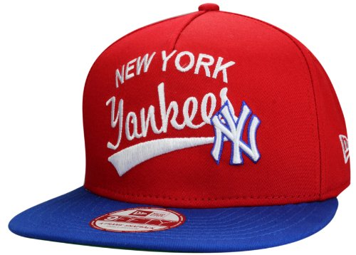 New Era New York Yankees A-Frame Casquette Snapback de Collection: MLB Superscript