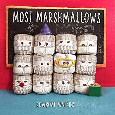 Most Marshmallows: (Children?s Storybook, Funny Picture Book for Kids)