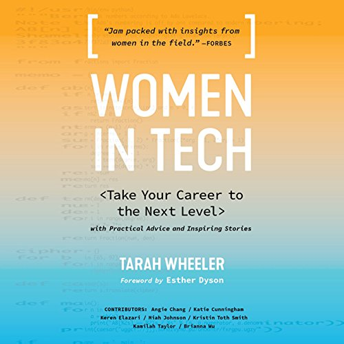 Women in Tech cover art