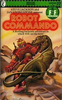 Best robot commando game Reviews