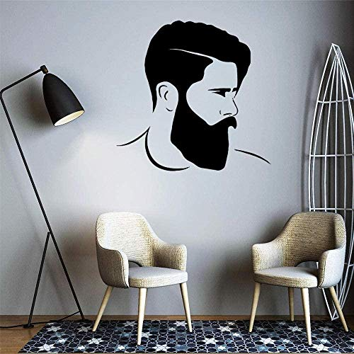 Handsome boy Wall Stickers Living Room Removable Home Decoration Wall Stickers Wall Stickers 43x44cm