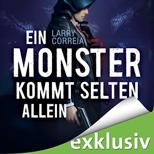 Ein Monster kommt selten allein cover art