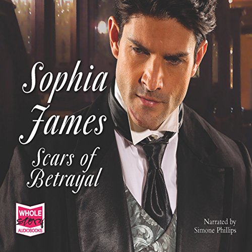 Scars of Betrayal audiobook cover art