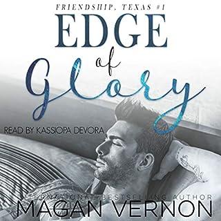 Edge of Glory audiobook cover art