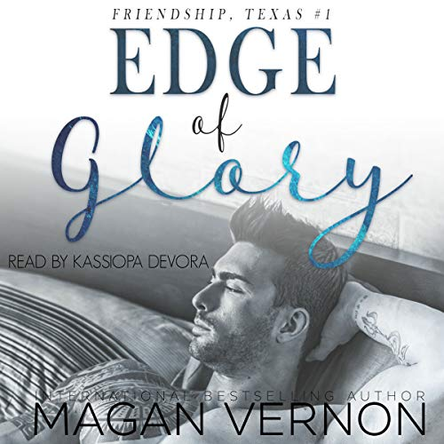 Edge of Glory audiobook cover art