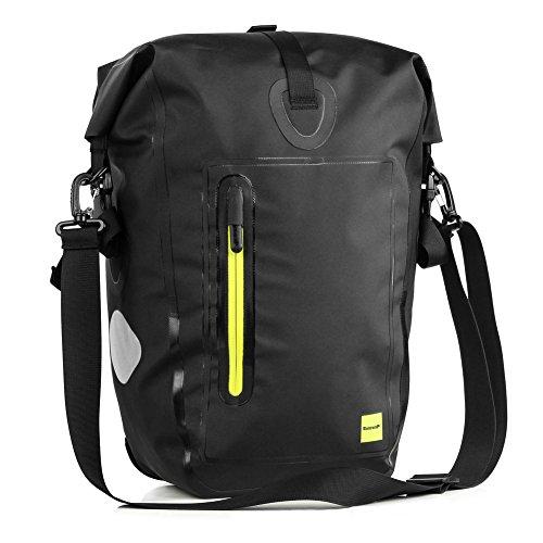 Fahrradtasche 25L Gepäckträgertasche MTB Fahrrad Hinterradtasche Anti-Riss Rücksitz Rack Tasche Wasserfest