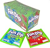 Each order has 48 0.5 Ounce packs of delicious Lik m Aid Candy A great retro treat