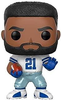 Funko POP NFL: Ezekiel Elliott (Cowboys Home) Collectible Figure