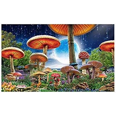 1000 Piece Jigsaw Puzzles Toys for Adults Children - Jigsaw Puzzles Game Interesting Toys Personalized Gift for Adults, Families, Kids by Delarsy