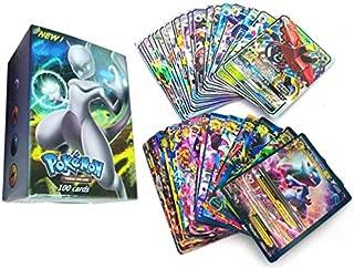 100 Pcs Pokemon EX GX MEGA Trainer Energy Cards KP111