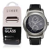 pellicola proteggi schermo, in vetro temperato, nextany® premium per orologio smart lg g watch r urbane w150