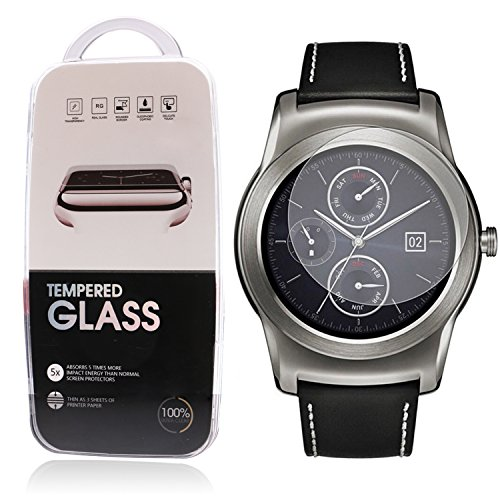 LG G Watch R ovárico en W150 Protector de pantalla, Protector de pantalla NEXTANY película para inteligente LG G Watch R ovárico en W150