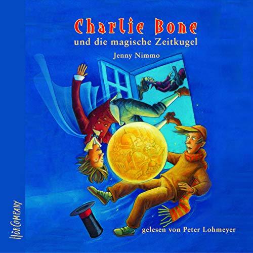 Charlie Bone und die magische Zeitkugel Titelbild
