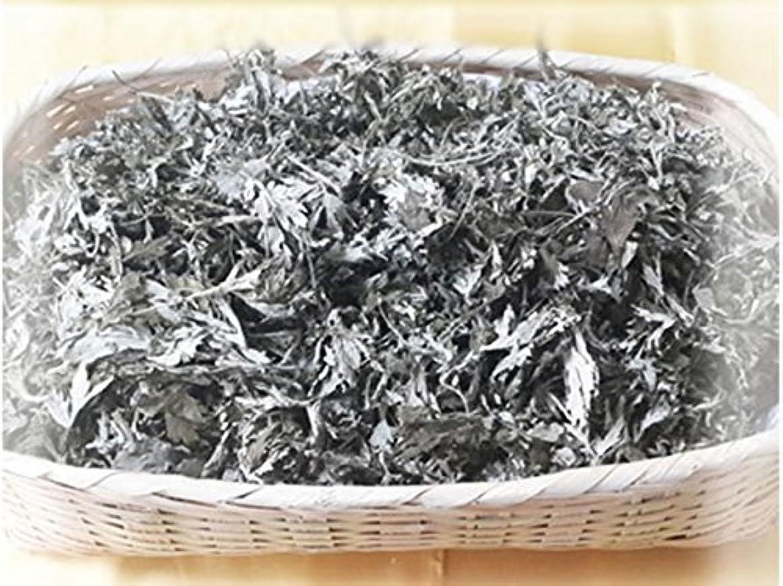 換気するのぞき見受け皿ヨモギ蒸し材料100%ヨモギ300グラム、、ヨモギ蒸し材料と入浴剤として