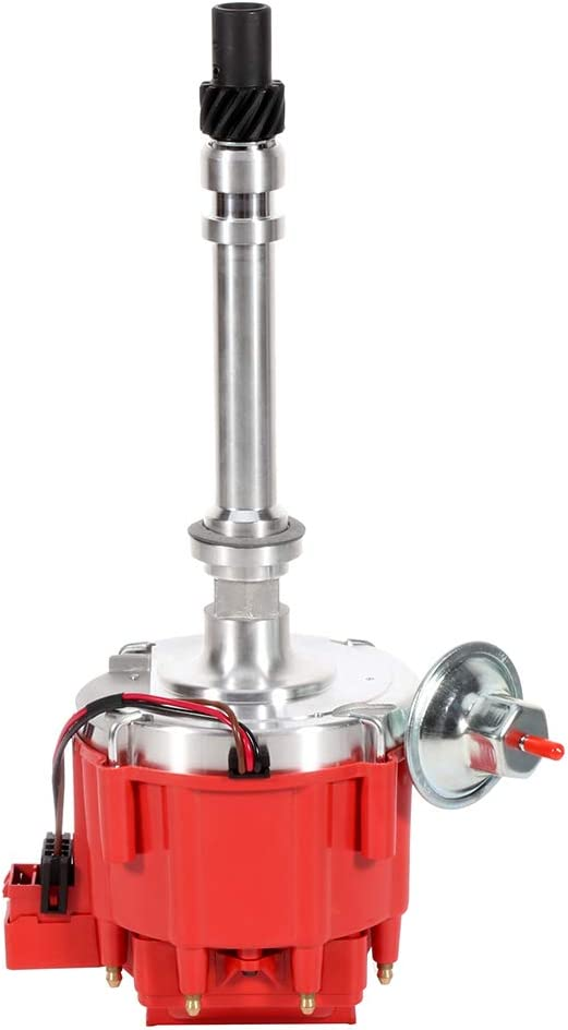 QUALINSIST Ignition Distributor compatible 1955-1973 Ranking TOP20 Selling rankings Chev-y with