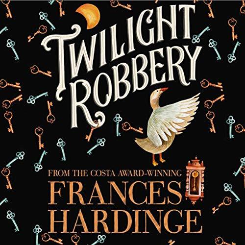Twilight Robbery audiobook cover art