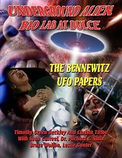 Underground Alien Bio Lab At Dulce: The Bennewitz UFO Papers