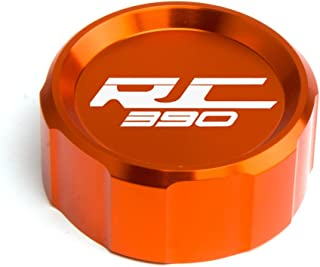 2018 Motorcycle Rear Fluid Reservoir Cap Cover Accessories for KTM RC390 2014-2017 Duke 390 2013-2018