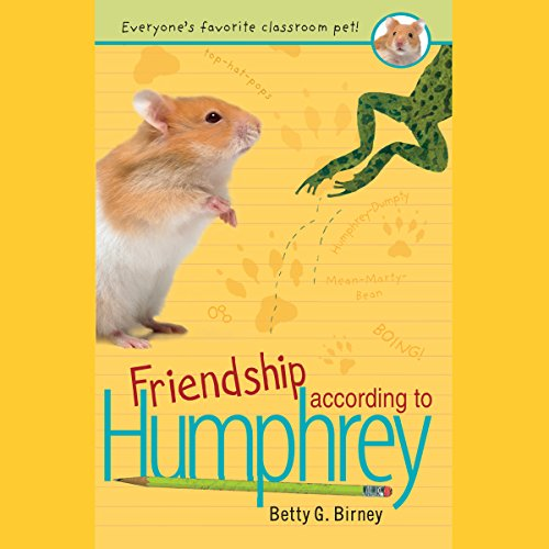 Friendship According to Humphrey audiobook cover art