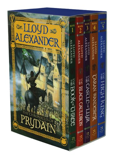 The Chronicles of Prydain by [Lloyd Alexander]