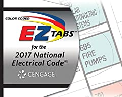 EZ TABS 2017 : National Electrica Code (NEC) EZ Tabs with EZ Formula Guide, 2017 Edition