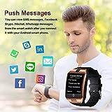 Immagine 2 tipmant smartwatch orologio fitness uomo