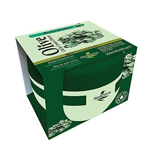 Herbolive Körperbutter mit  Diptamdost , 1er Pack (1 x 250 ml)
