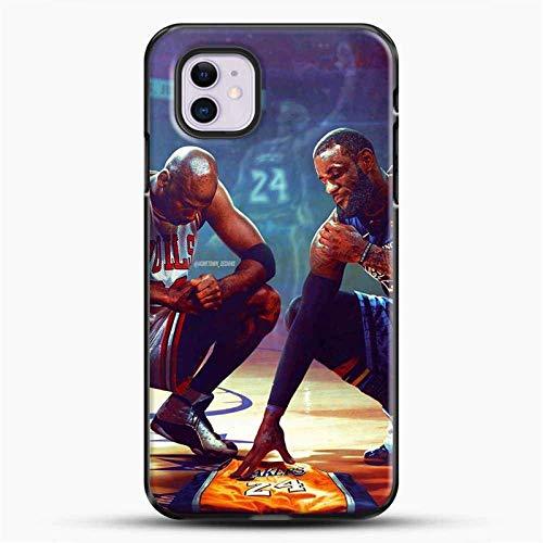 PEWORWEY Case/Handyhülle/Hülle/Coque/Custodia/Carcasa/Cover/Shell,Kobe Bryant DIY Phone Case for iPhone 6/6S, Kobe-Bryant,[K921-1022]