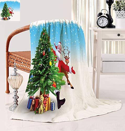 Manta Debajo Arbol Navidad  marca Hualidecor