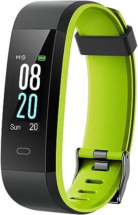 Willful Montre Connectée Podometre Femmes Homme Enfant Bracelet Connecté Cardio Smartwatch Etanche IP68 Sport Smart Watch